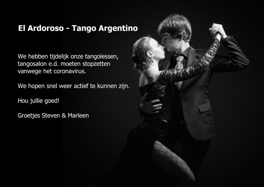 tango corona