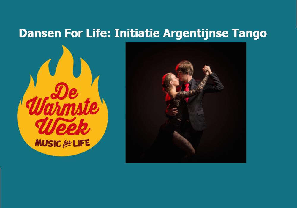 Warmste week tango lessen