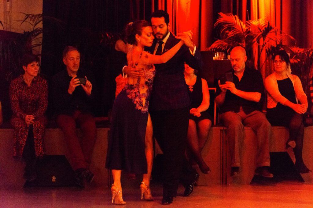 Tango danslessen Antwerpen