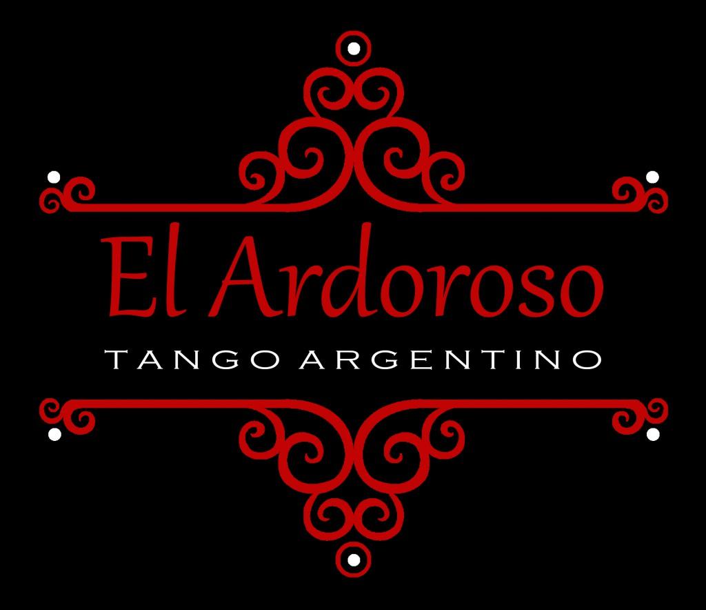 logo El Ardoroso Antwerpen Tango