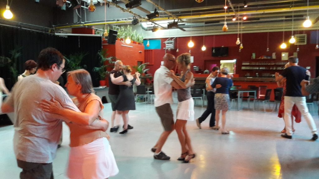 Tango Antwerpen Mortsel