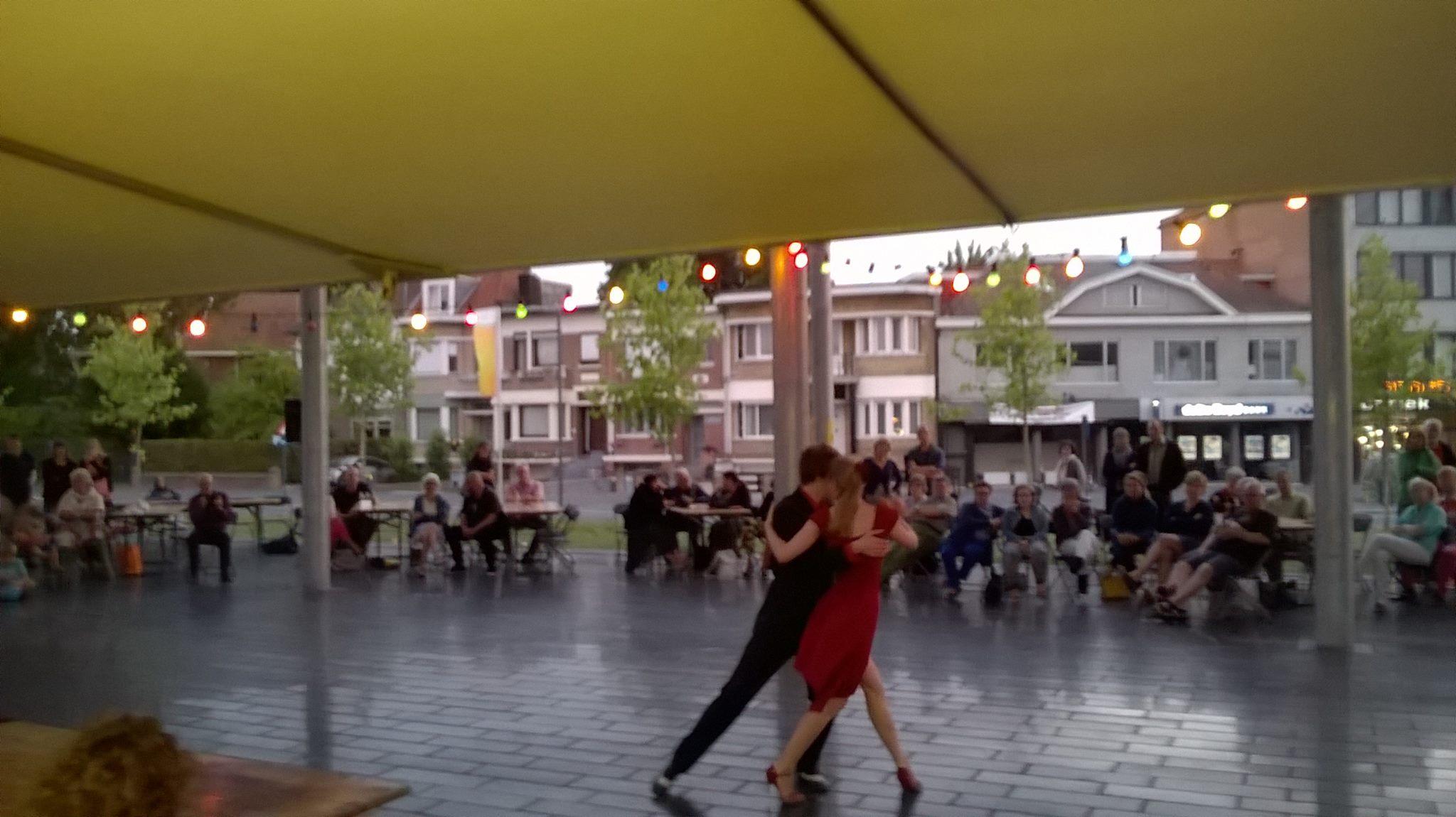 Tango meets Flamenco - Mortsel 2015