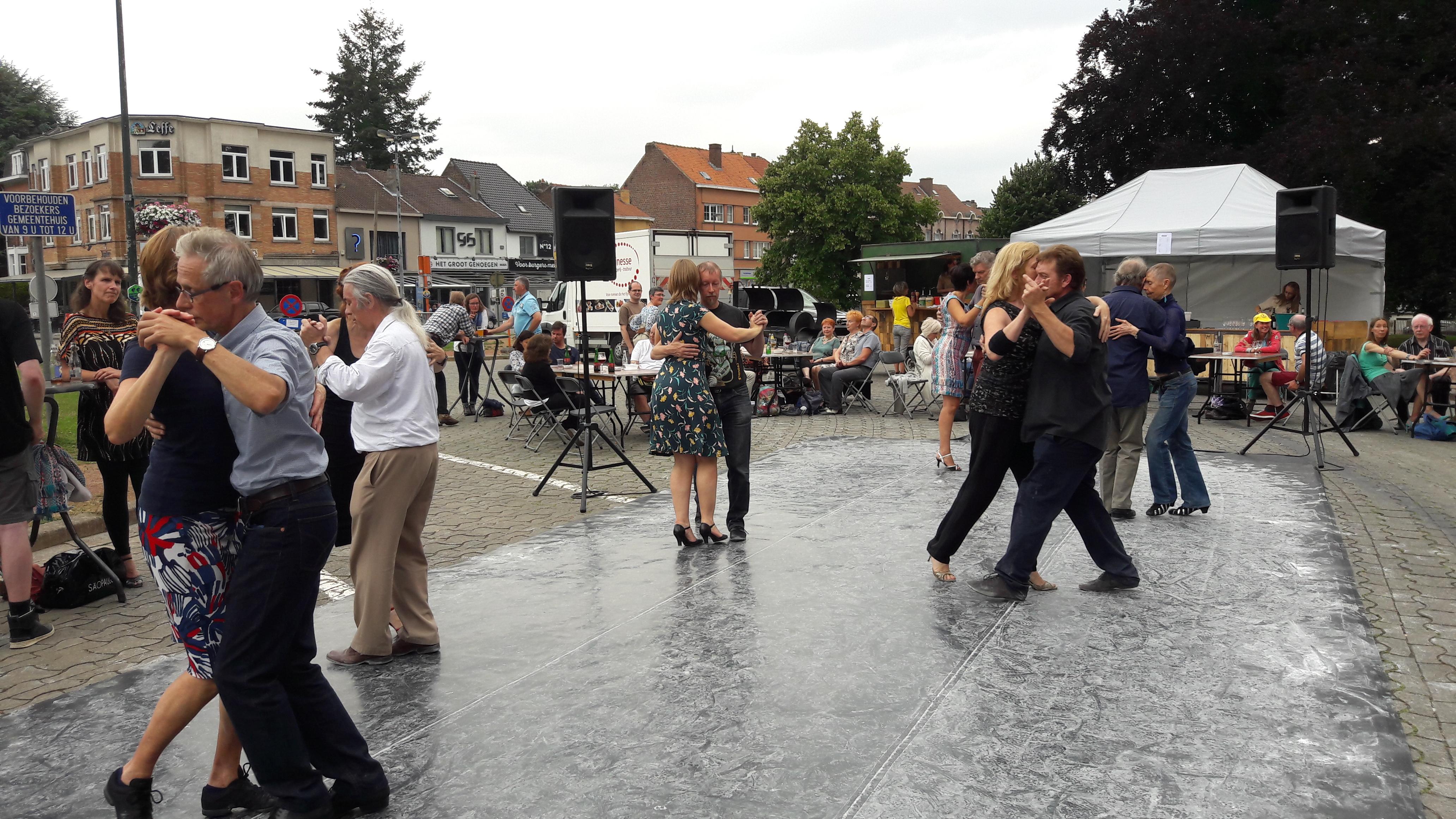 Tango Dilbeek Brussel