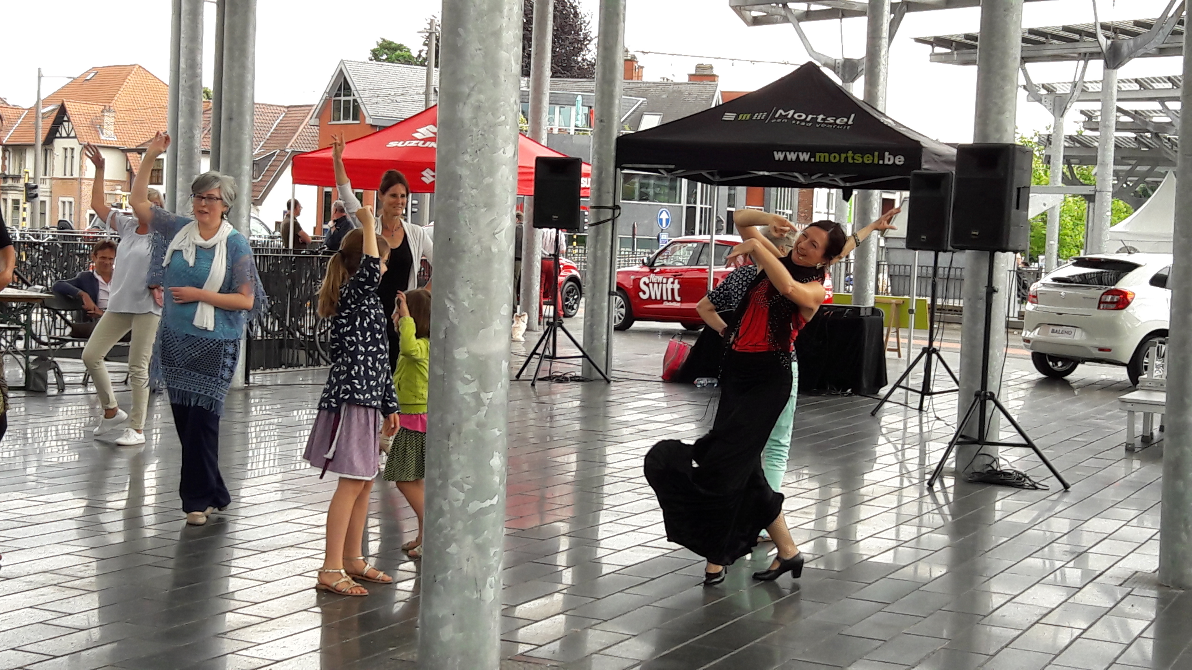 Morstel danst Tango & Flamenco '17
