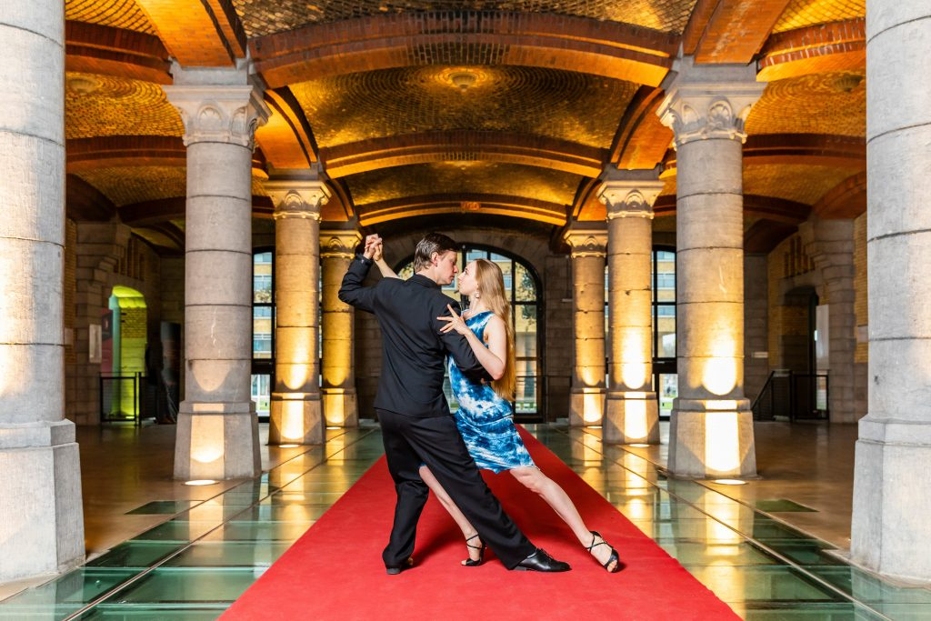 koppeldans tango Dilbeek Pajottenland Brussel