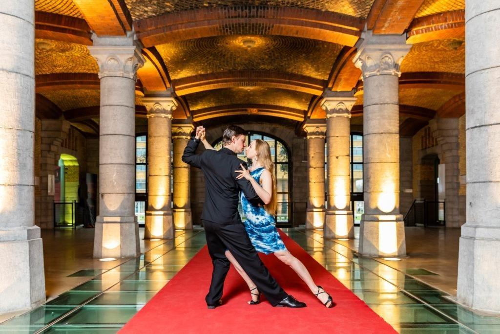 Tango Antwerpen Brussel